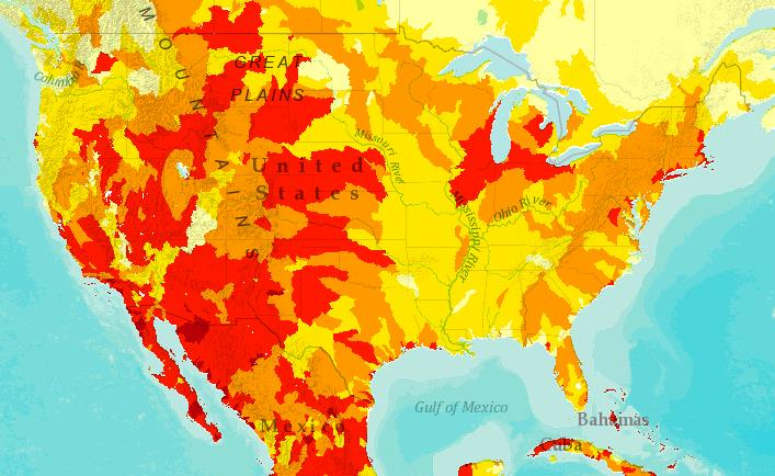 Construction Materials - Overall Water Risk