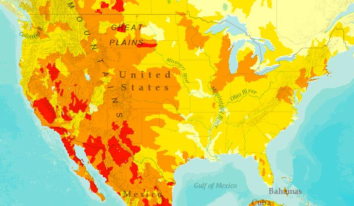 Electric Power - Overall Water Risk