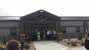 Markwest Cadiz Ribbon Cutting 1
