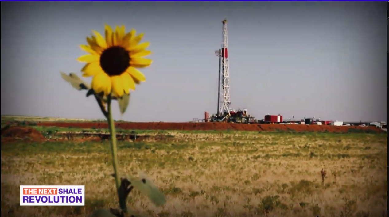 Bloomberg Documentary: Shale Oil Revolution Only in the 'Second or Third Inning'