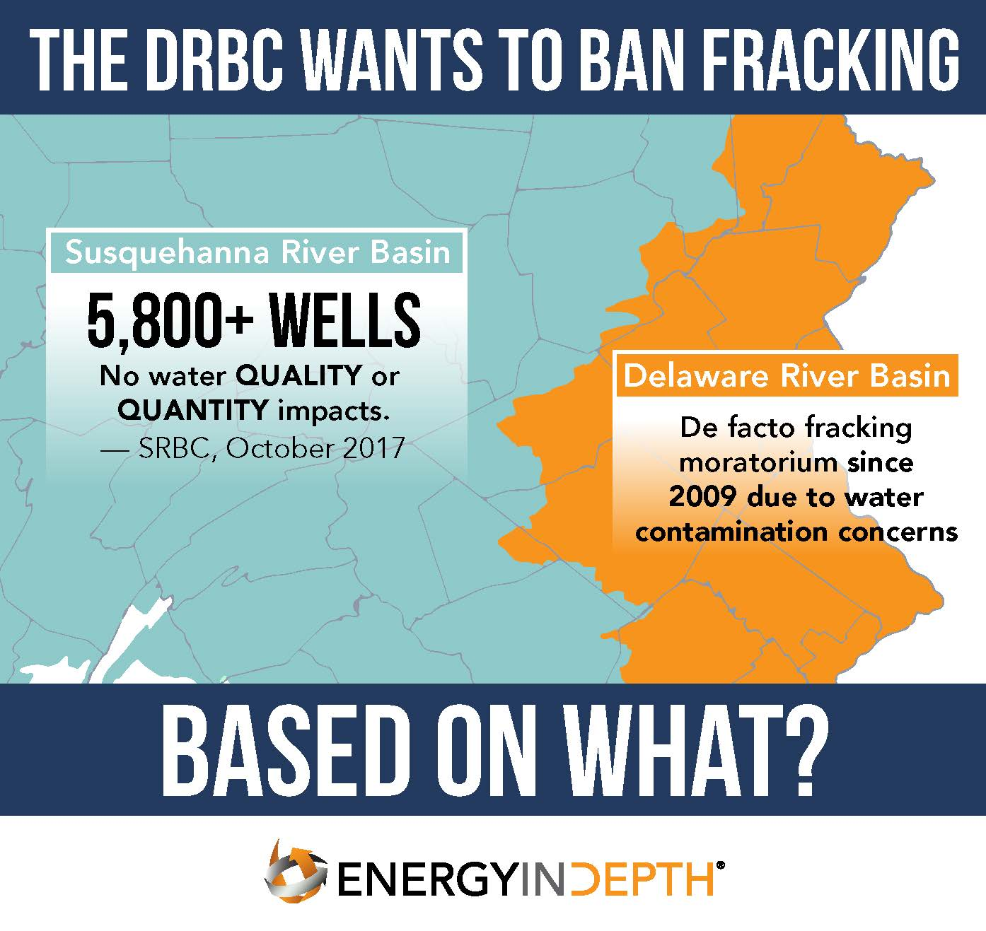 Pa. DEP Secretary Tells Sen. Baker Fracking 'Has Been Fine on the SRBC Side'