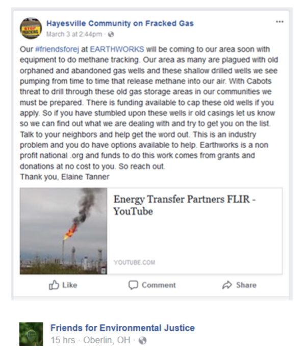 Fake Ohio Landowner 'Coalition' Recruits Kucinich and
